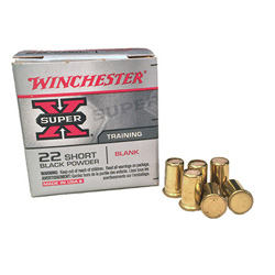 Win. .22 Cal Blanks 1 box of 50