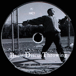 Basic Discus Throwing w/ Mark Mirabelli