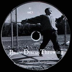Basic Discus Throwing w/ Mark Mirabelli