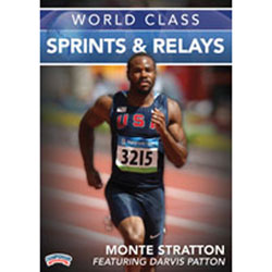 WORLD CLASS SPRINTS & RELAYS